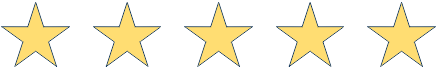 Ausgezeichneter 5 Sterne Komfort